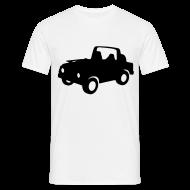 T-skjorter ~ T-skjorte for menn ~ Topless Suzuki SJ