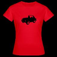 T-skjorter ~ T-skjorte for kvinner ~ Topless Suzuki SJ