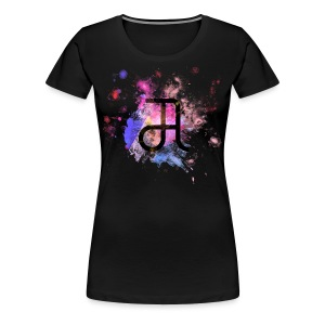 Glyphe Explorations ♀ - Frauen Premium T-Shirt