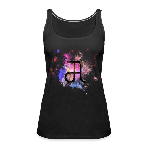 Glyphe Explorations Tank Top ♀ - Frauen Premium Tank Top