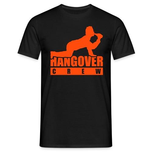Hangover Crew Herren Shirt - Männer T-Shirt