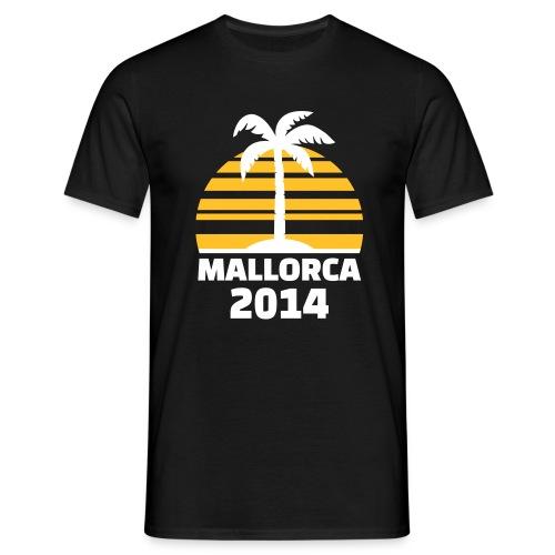Mallorca 2014 Herren Shirt - Männer T-Shirt