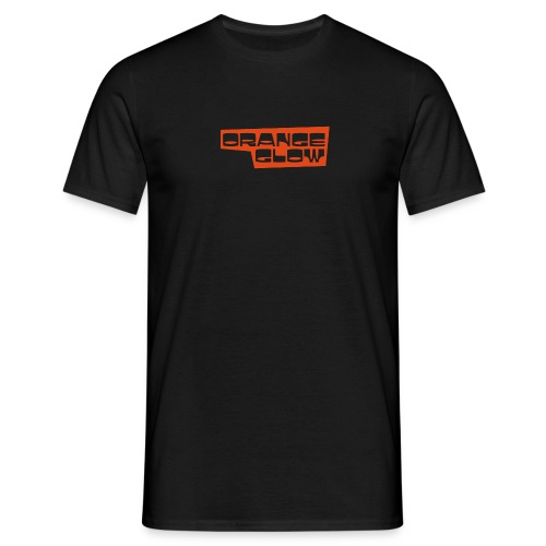 Logo shirt men - Mannen T-shirt