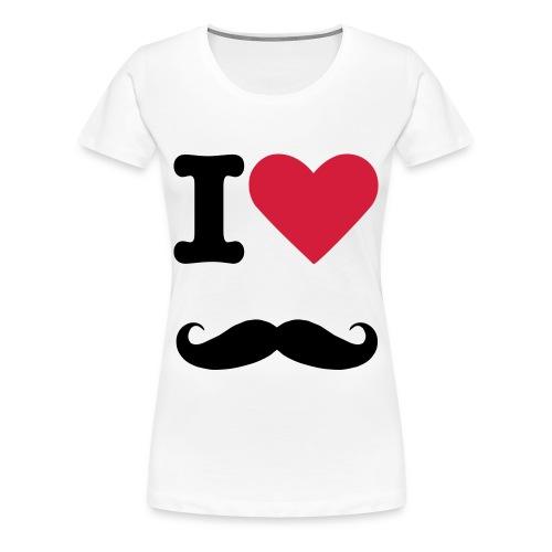 camiseta premium de mujer - Camiseta premium mujer