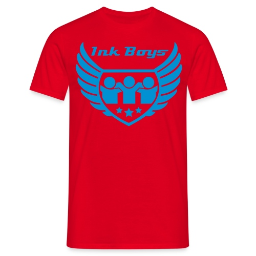 ink boys tshirt wings - Mannen T-shirt