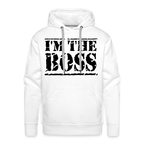 Boss - Männer Premium Hoodie