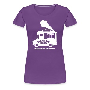 Meadow Fresh  - Women's Premium T-Shirt