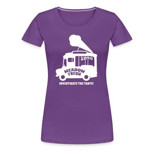Meadow Fresh  - Women's Premium T-Shirt