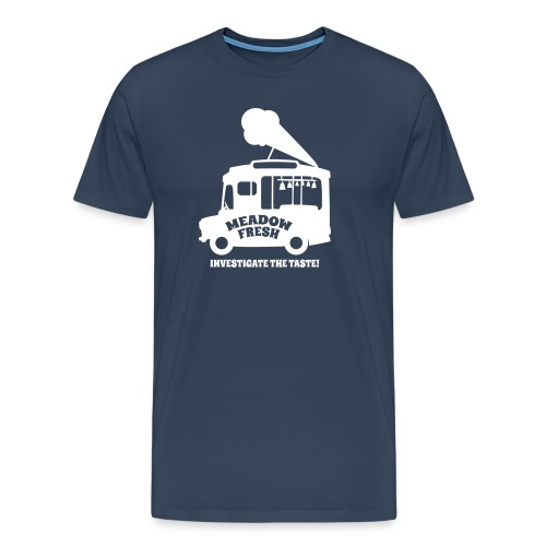 Meadow Fresh  - Men's Premium T-Shirt
