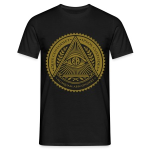 Enzo Riina Providence Gold - T-shirt Homme
