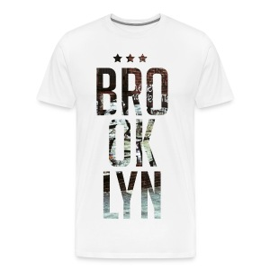 Brooklyn - Men's Premium T-Shirt