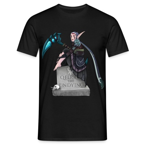 Qelric the Undying - Mens - Men's T-Shirt