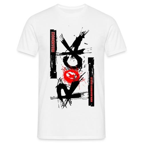 WASHHOUSE Fanshirt - Männer T-Shirt