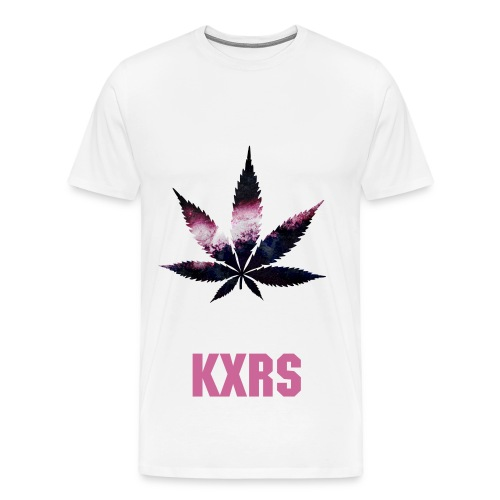 Weed Space - T-shirt Premium Homme