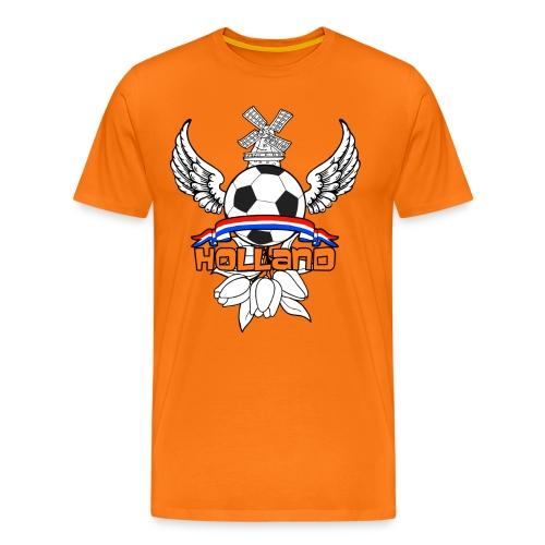Holland bal - Mannen Premium T-shirt