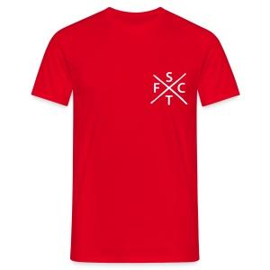 Swindon Town Hardcore - Men's T-Shirt