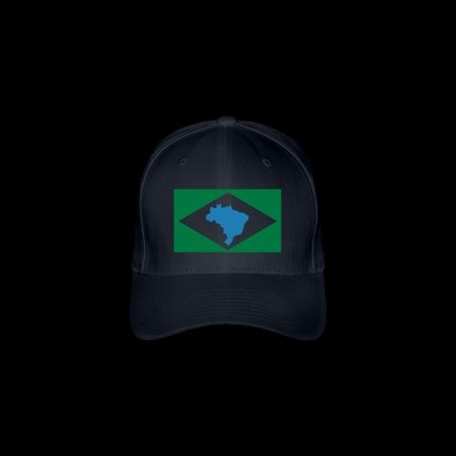 BRAZIL GLITTER SOUVENIRS - Flexfit Baseball Cap