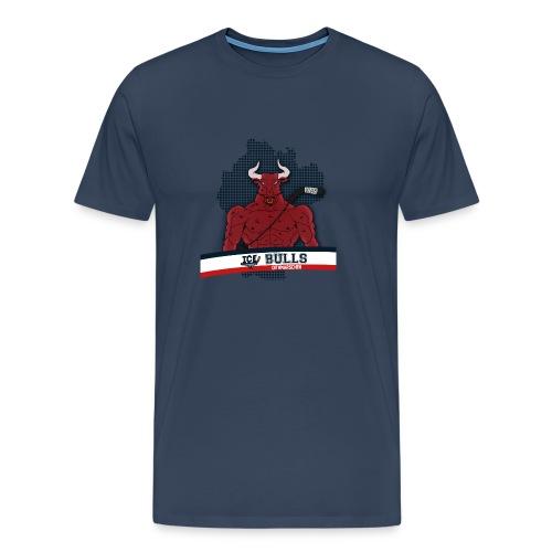 BullsT-Shirt Blue - Männer Premium T-Shirt
