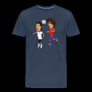 T-Shirts ~ Men's Premium T-Shirt ~ Men Shirt - El Tiburon 2010