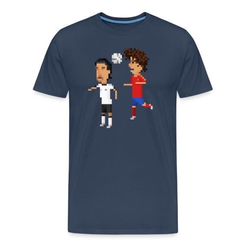 Men Shirt - El Tiburon 2010 - Men's Premium T-Shirt