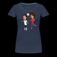 T-Shirts ~ Women's Premium T-Shirt ~ Women Shirt - El Tiburon 2010
