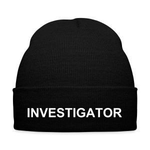 Investigators Hat  - Winter Hat