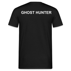 MALE GHOST HUNTER shirt  - Men's T-Shirt