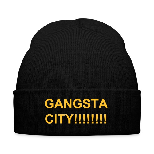 GANGSTA CITY WINTER CAP! - Winter Hat