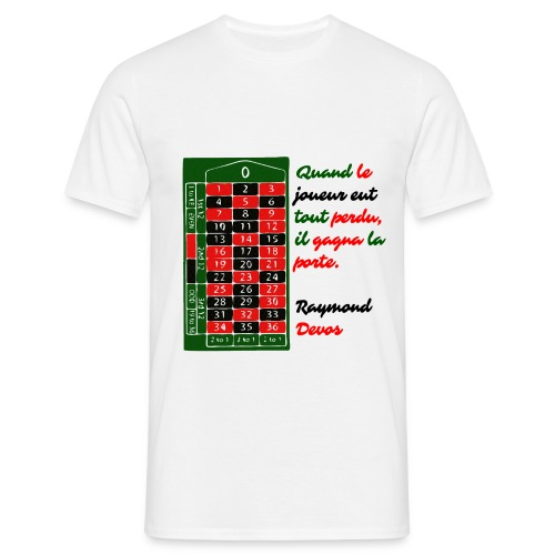 gamaddict - T-shirt Homme