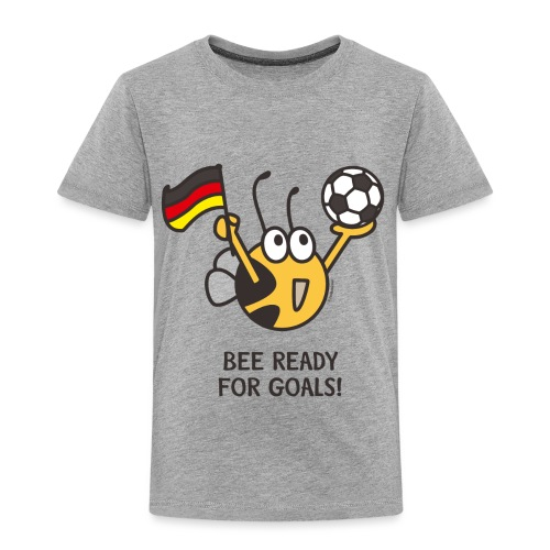 BEE READY FOR GOALS! - Kinder Premium T-Shirt