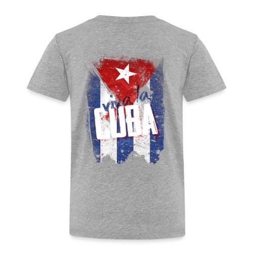 Viva la Cuba - Kids' Premium T-Shirt
