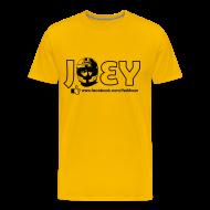 T-Shirts ~ Men's Premium T-Shirt ~ The Official Joey Dunlop Facebook T-Shirt - Mens