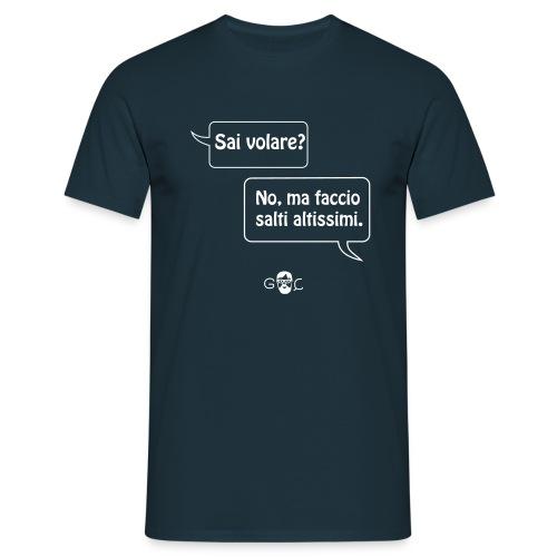 TSHIRT DEL DIALOGO - Maglietta da uomo