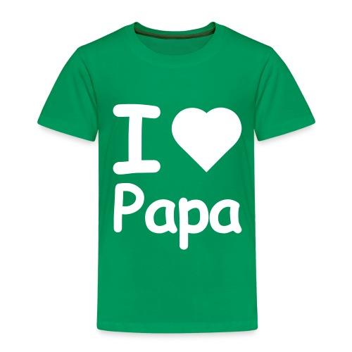 Maglietta_Bimbo_Sposi - Maglietta Premium per bambini
