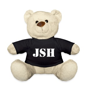 JSH Teddy Logo #7-w - Teddy Bear