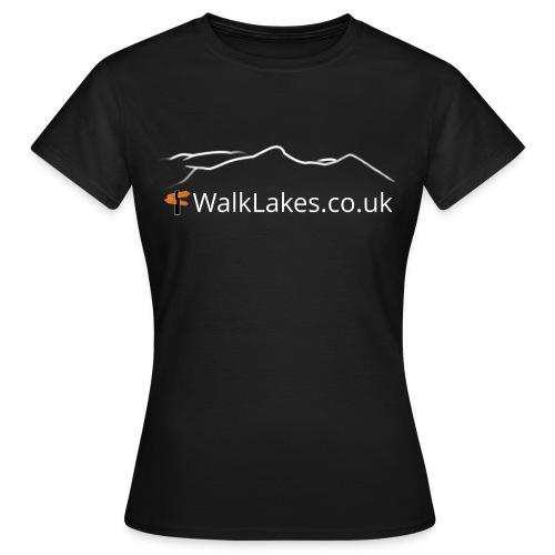 Women's T-shirt - Black - Women's T-Shirt
