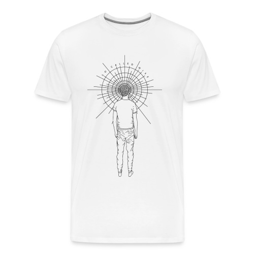T-shirt So Called Wise Change Everything WHITE - T-shirt Premium Homme