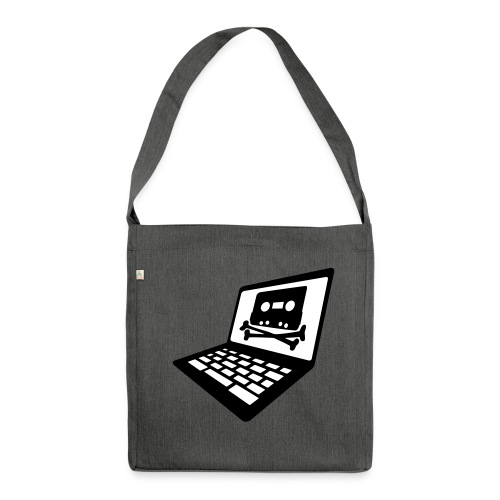 Piratebay - Schultertasche aus Recycling-Material