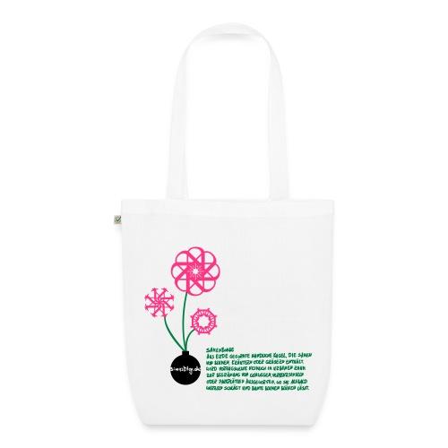 Sinas SeedBombBag1 - Bio-Stoffbeutel