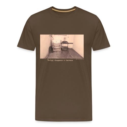 Shirt The Room - Männer Premium T-Shirt