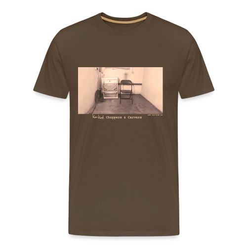 Shirt The Room - Männer Premium T-Shirt