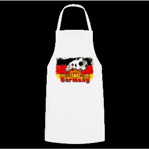 Deutschland Grillschürze - Kochschürze
