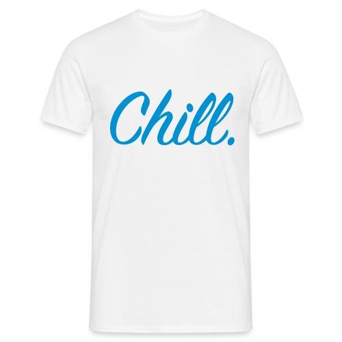 Chill - Men's T-Shirt - Men's T-Shirt