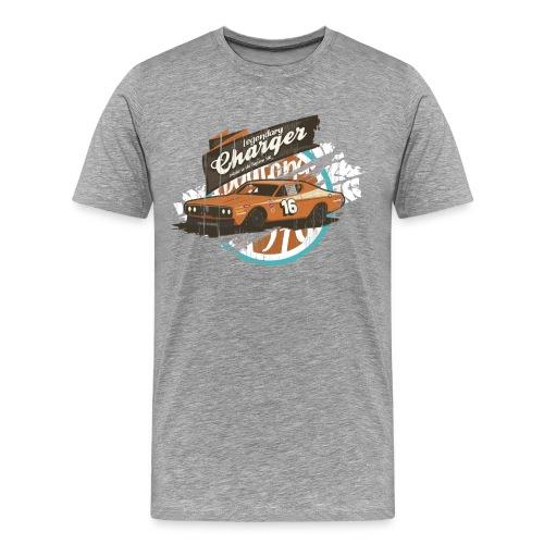 Legendary Charger - Männer Premium T-Shirt