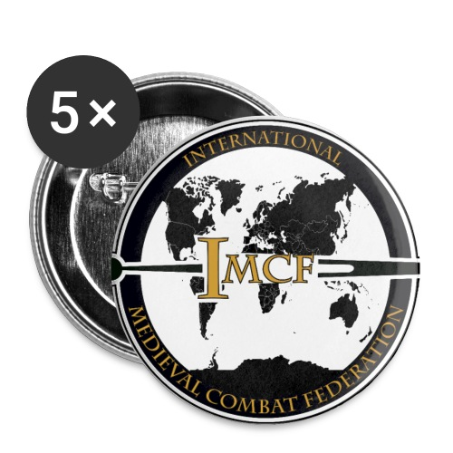 Badge IMCF  - Badge petit 25 mm