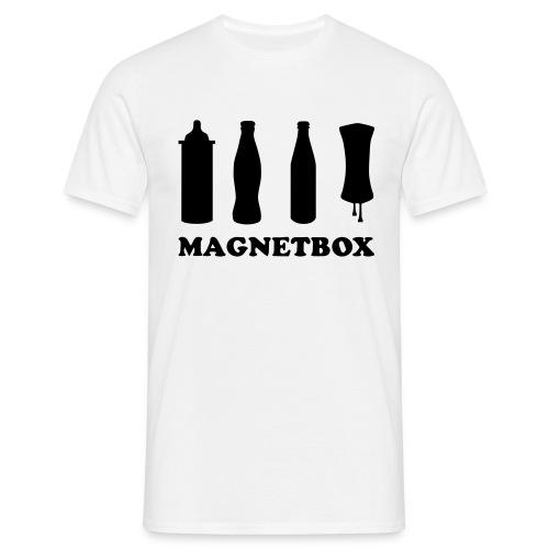 Bottles - Männer T-Shirt