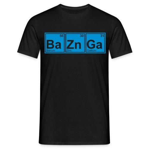 Bazinga - Maglietta da uomo