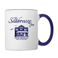 Mugs & Drinkware ~ Contrasting Mug ~ The Seabreeze Inn (Pension Seabreeze)