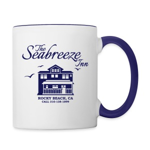 The Seabreeze Inn (Pension Seabreeze) - Contrasting Mug