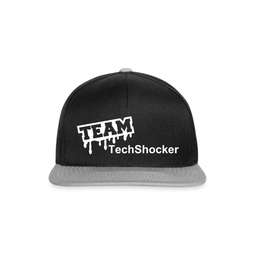 Team TechShocker Snapback - Snapback Cap